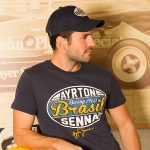 Ayrton Senna Cap Racing 1960 model