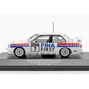BMW M3 E30 #7 Doppelsieger Brno DTM 1992 Johnny Cecotto 1:43