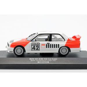 BMW M3 (E30) #42 DTM 1991 Cor Euser 1/43