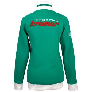 Ladies Sweat Jacket Kremer Racing 76 back