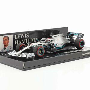 Lewis Hamilton Mercedes-AMG F1 W10 #44 Deutschland GP Weltmeister F1 2019 1:43