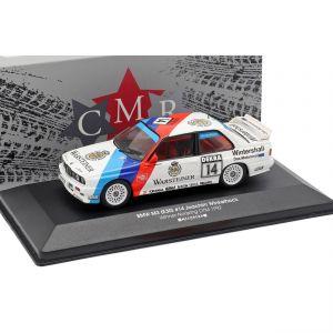 BMW M3 (E30) #14 Winner Norisring DTM 1992 Joachim Winkelhock 1/43