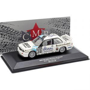 BMW M3 E30 #30 DTM 1991 Leopold Prinz von Bayern 1:43