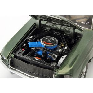 Ford Mustang GT Movie Car Bullitt - Steve McQueen 1968 1:18