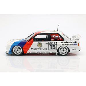 BMW M3 (E30) #15 Winner Hockenheim DTM 1992 Roberto Ravaglia 1/18