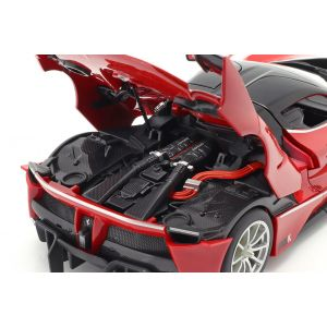 Ferrari FXX-K #10 rojo / negro 1/18