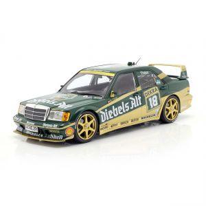 Mercedes-Benz 190E 2,5-16 Evo II #18 DTM 1992 Kurt Thiim 1/18