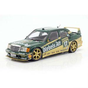 Mercedes-Benz 190E 2,5-16 Evo II #17 DTM 1992 Roland Asch 1/18