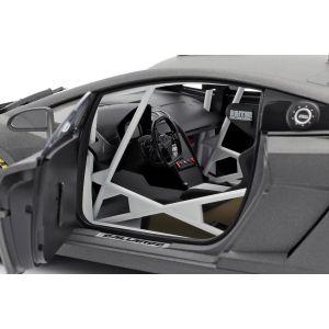 Lamborghini Gallardo GT3 FL2 Baujahr 2013 matt grau 1:18