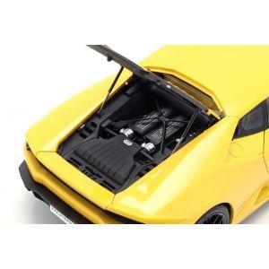 Lamborghini Huracan LP610-4 Baujahr 2014 gelb 1:18