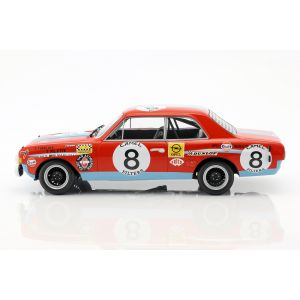 Opel Commodore A Steinmetz #8 24h Spa 1972 Tuerlinx Pilette 1:18