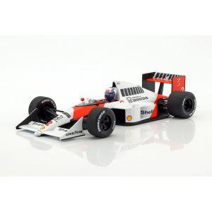 Alain Prost McLaren MP4/5 #2 Campione del mondo di Formula 1 1989 1/18