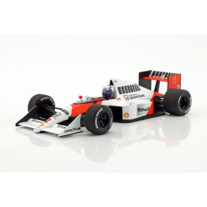 Alain Prost McLaren MP4/5 #2 World Champion Formula 1 1989 1:18