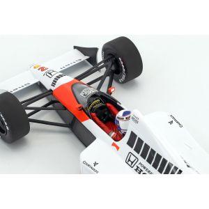 Alain Prost McLaren MP4/5 #2 Champion du monde de Formule 1 1989 1/18