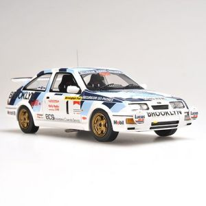 Ayrton Senna Ford Ford Sierra RS Cosworth #1 Rallye Test Car 1986 1/43