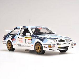 Ford Sierra RS Cosworth #1 Rallye Test Car 1986 1:43