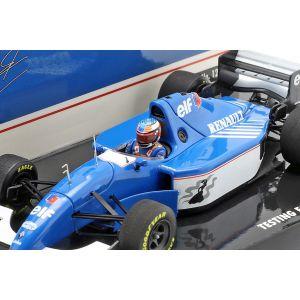 Michael Schumacher Ligier JS39B Prueba Estoril Fórmula 1 1994 1/43