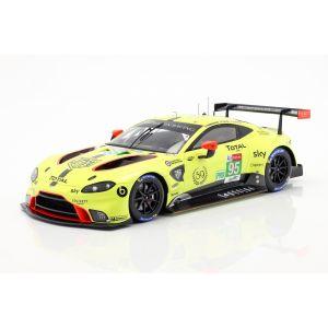 Aston Martin Vantage GTE #95 24h Le Mans 2019 Thiim, Sörensen, Turner 1/18