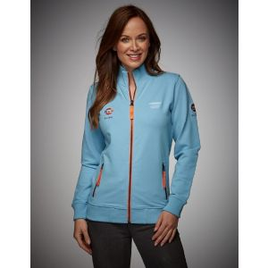 Gulf Lady Sweatjacket Smart Racing gulfblue