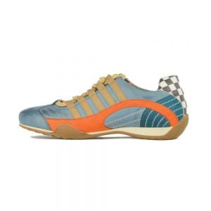 Gulf Racing Sneaker Lady ice blue