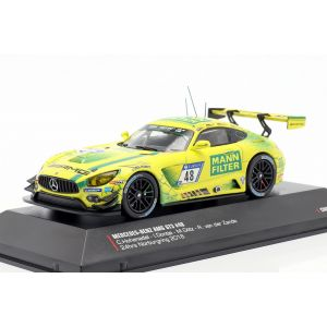 Mercedes-Benz AMG GT3 #48 24h Nürburgring 2018 Team Mann Filter 1/43