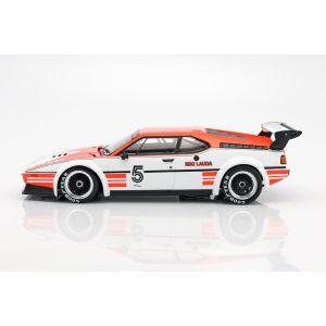 Niki Lauda BMW M1 Procar #5 Winner BMW M1 Procar Series 1979 1/12