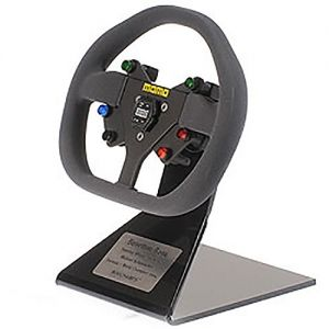 Michael Schumacher Benetton Ford B194 Steering Wheel 1/2