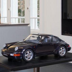 Porsche 911 (964) 30 ans 911 - 1993 - Violet Metalic 1/8