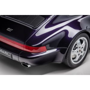 Porsche 911 (964) 30 years 911 - 1993 - Violet Metallic 1/8
