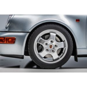 Porsche 911 (964) 30 years 911 - 1993 - Polar Silver Metallic 1/8