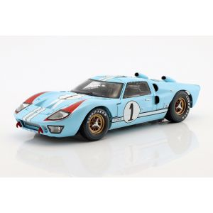 Ford GT40 MK II #1 2nd 24h LeMans 1966 1:18