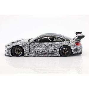 """BMW M6 GT3 Presentation Car 24h Spa 2015 """"Erlkönig"""" 1/18"""
