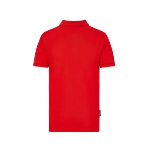 Scuderia Ferrari Classic Poloshirt Bambini rosso