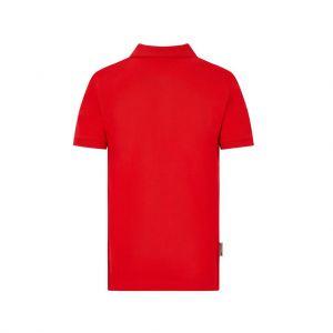 Scuderia Ferrari Classic Poloshirt Enfants rouge