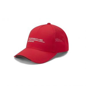Porsche Motorsport Gorra rojo