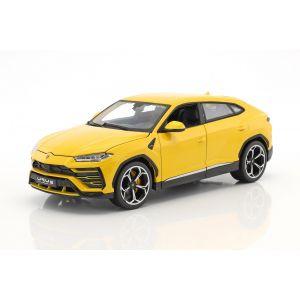 Lamborghini Urus jaune 1/18