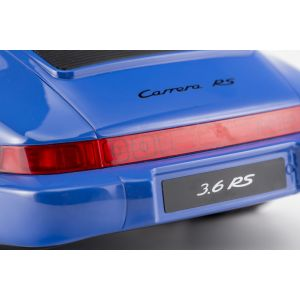 Porsche 911 (964) Carrera RS - 1994 - Bleu marine 1/8