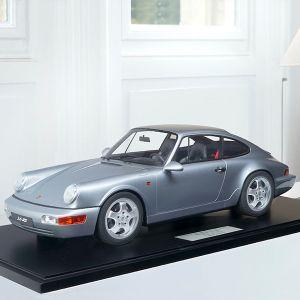 Porsche 911 (964) Carrera RS - 1994 - Silbermetallic 1:18
