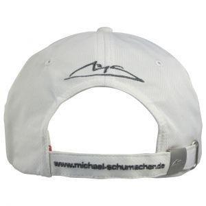 Michael Schumacher DVAG Cap 2013 hinten