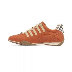Sneaker Gulf Racing Vintage Arancione