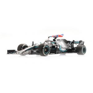 Mercedes-AMG Petronas Motorsport F1 W10 EQ Power - Lewis Hamilton - Gewinner Großbritannien GP 2019 1:18