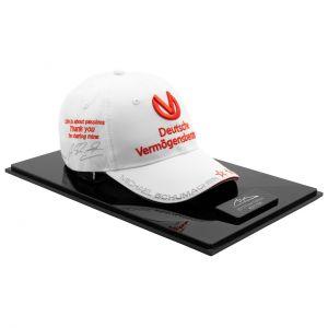 Cappello Personale Michael Schumacher GP Brasile 2012 Edizione Finale