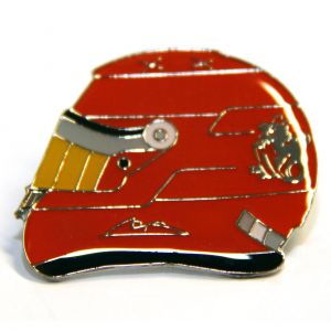 Michael Schumacher Pin Helm
