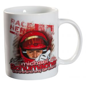 Michael Schumacher Taza Desafio