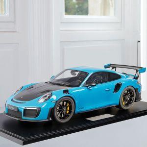 Porsche 911 (991.2) GT2 RS - 2018 - Miami bleu 1/8