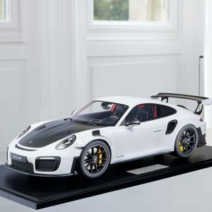 Porsche 911 (991.2) GT2 RS - 2018 - blanc 1/8