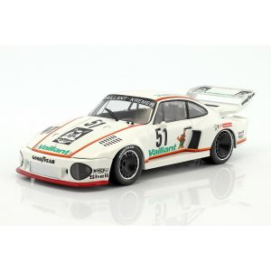 Porsche 935 2. Platz, Bergischer Löwe Zolder, DRM 1977 1:18
