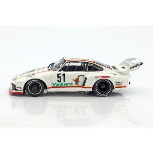 Porsche 935 2nd Place, Bergischer Löwe Zolder, DRM 1977 1/18