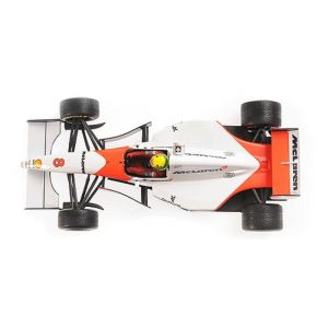 McLaren Ford MP4/8 - Ayrton Senna - Ganador del GP de Europa 1993 1/18