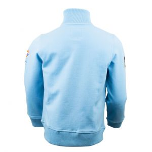 Gulf Smart Racing Zip Jacket Kids gulf blue